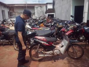 Recuperan una moto robada y detienen a una persona en Oberá