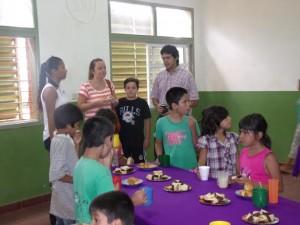 """El Hogar de Día también suma docentes de las """"Escuelas de Verano"""" para reforzar actividades"""