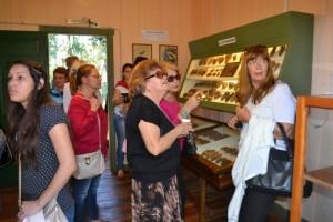 El museo municipal de Eldorado recibe gran cantidad de visitas este verano