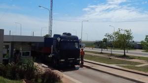 Vialidad Nacional habilitó nuevas balanzas sobre las rutas 14 y 12