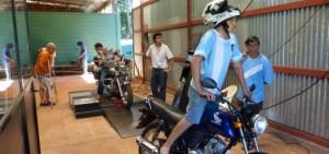 La Municipalidad de Posadas no reconoce la verificación técnica de motos