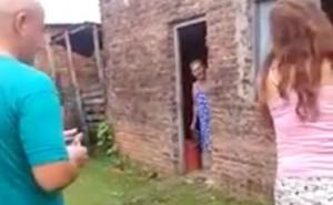 Una jubilada le tiró agua hirviendo a una embarazada en Formosa