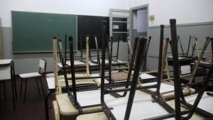 """Inicio de clases: """"El paro de 4 días muestra claramente que no les interesa el derecho de los niños"""""""