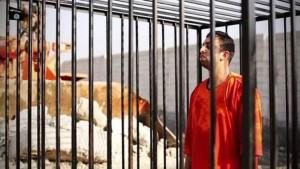 El Estado Islámico quemó vivo al piloto jordano que tenía capturado