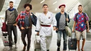 Messi practica artes marciales con Neymar en una imperdible publicidad del Barcelona