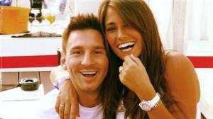 Messi y Antonella serán padres por segunda vez
