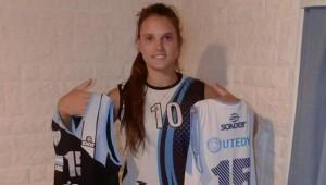 Voley: la increíble historia de la joven misionera que jugará el Sudamericano de clubes en Brasil