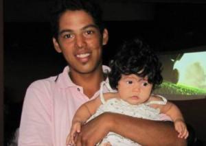 Joaquín Quiroga, con tan sólo 19 años, trabaja con el objetivo de una mejor calidad de vida para más de 250 familias