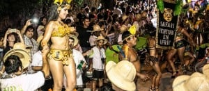 Los carnavales de Iguazú cerraron con 15 mil personas vibrando en la costanera
