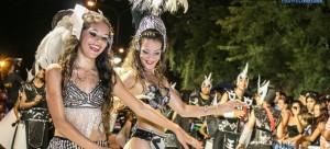 Carnavales misioneros: esta noche se hace la final provincial en San Ignacio