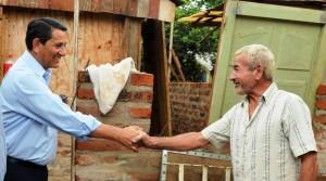 Más de 350 familias se beneficiarán con las obras de la Municipalidad y el Iprodha en la chacra 145