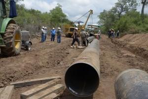 """""""Después de tantos años, idas y vueltas el gasoducto del NEA claramente está en marcha"""" afirmó Tomaselli"""