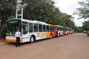 Aumentará a seis pesos el boleto urbano en Puerto Iguazú