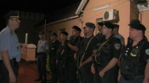 En megaoperativos detuvieron a 16 personas y secuestraron una moto adulterada