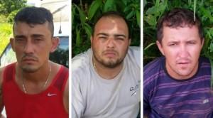 Asalto al banco: identificaron y trasladaron a Santo Angelo a los cuatro detenidos
