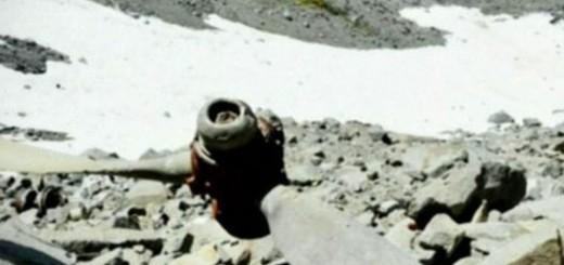 Encontraron en los Andes un avión que se estrelló con un equipo de fútbol hace 53 años