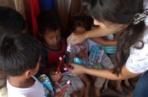 Refuerzan los operativos sanitarios en las aldeas aborígenes