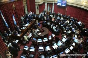 Media sanción del Senado al proyecto de reforma del sistema de inteligencia