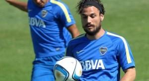 """No veo la hora de jugar en la Bombonera"", afirmó Daniel Osvaldo"