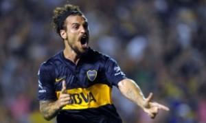 Boca le ganó a Wanderers y Osvaldo debutó con un gol