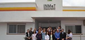"""Manzur: """"El Inmet será uno de los centros de investigación más modernos del mundo"""""""