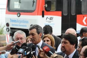 La vuelta del tren a Buenos Aires depende de un crédito chino
