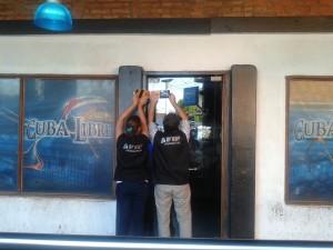 La AFIP clausuró el boliche Cuba Libre en Iguazú