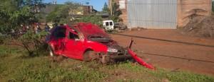 """Caso Slámovits: """"Pasó tan rápido que no vi cuando llegó el auto rojo ni cuando atropelló a mis pasajeras"""""""