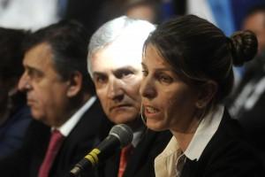 Arroyo Salgado pidió a los medios y a la Justicia el fin de las filtraciones