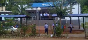 Robo al banco de El Soberbio: la ex mujer del remisero tiene miedo de alguna represalia de la banda