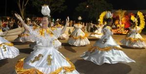 """Bahianas de Imperial Samba show nació """"porque nos gusta divertirnos y bailar"""""""