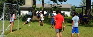 Unos 300 niños de distintos barrios de Posadas disfrutan de la escuela de verano del CEDIT