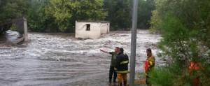 Son siete las víctimas fatales por el temporal de lluvias en Córdoba