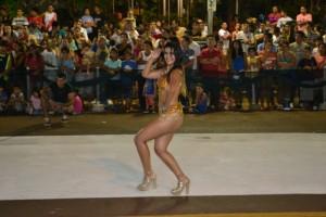 Eldorado vivió a pleno su primera noche de carnaval