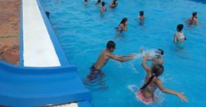 Más de 3.000 niños participaron de la Colonia de Vacaciones  del Hogar de Día