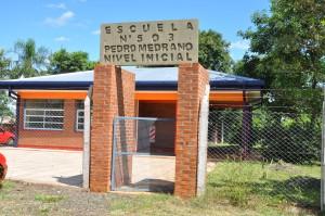 En Misiones se inicia el ciclo lectivo 2015 con la inauguración de escuelas construidas por el IPRODHA