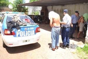 Hay dos detenidos por el asalto a la casa del médico y están tras los pasos del líder de la banda