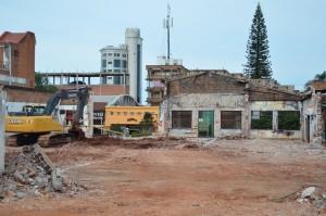 Comenzó la construcción del nuevo edificio municipal en Oberá
