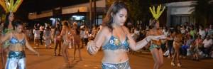 Montecarlo tuvo su primera noche de carnaval