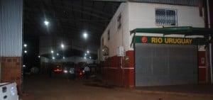 Hay dos detenidos por el asalto a la oficina administrativa de Río Uruguay