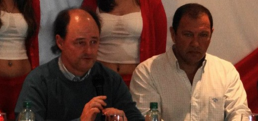 Comenzó oficialmente la era de Enríquez como presidente de Guaraní