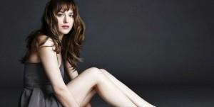 """Dakota Johnson no quiso mostrar su cola en """"50 sombras de Grey"""""""
