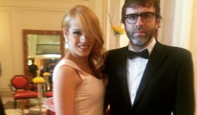 """""""Ginna"""", la pareja trans del guionista argentino que ganó el Oscar"""