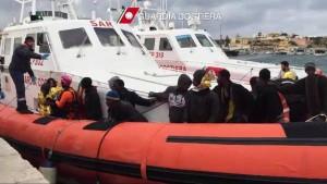 Catástrofe humanitaria en Canal Sicilia: murieron 330 inmigrantes