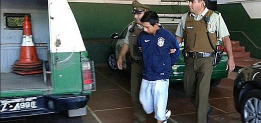 En Chile, un futbolista encañonó al árbitro en pleno partido, con una pistola y una escopeta recortada