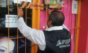 Operativo verano: la AFIP clausuró 86 comercios en Misiones y Corrientes