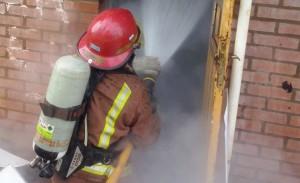 Incendio afectó parte de una escuela bilingüe en Puerto Iguazú