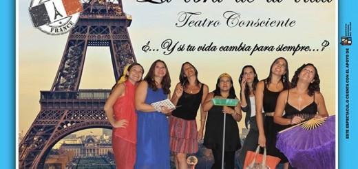 """Teatro consciente: Hoy en el Cidade se estrena """"La obra de tu vida"""""""