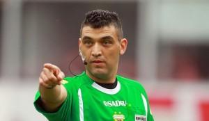 Saúl Laverni será el árbitro de Crucero frente a Vélez en Liniers