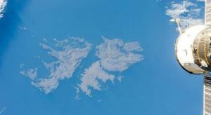 La increíble toma de las Malvinas desde el Espacio